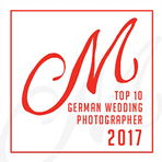 Masters of German Weddingphotography Top Ten 2017