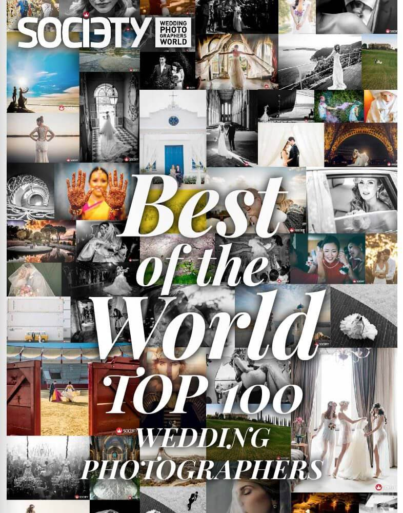 Wedding Photographer Society Top #100